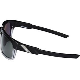100% Type-S Okulary rowerowe czarny
